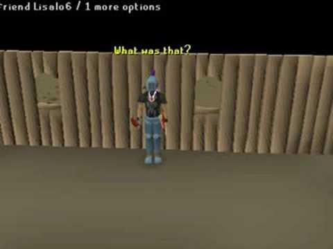 RuneScape Chatroom: Randomness