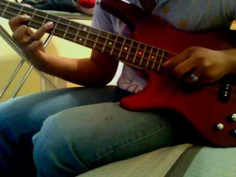 Michael Jackson Tribute on Bass Guitar (Human Nature- by Taylor Gordon)