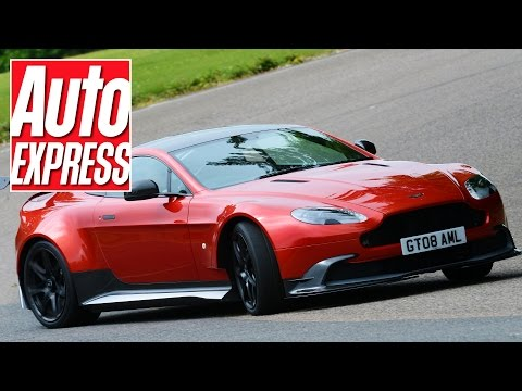 Aston Martin Vantage GT8 review: the best Aston to drive... ever?