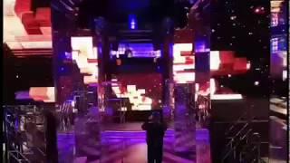 видео светодиодный экран для помещения