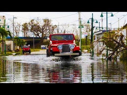 Puerto Rico Braces As Dam Fails