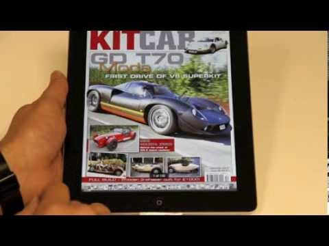 Complete Kit Car Magazine App Guide