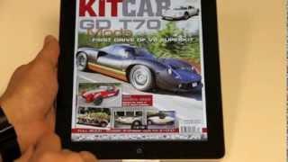 Complete Kit Car Magazine App Guide