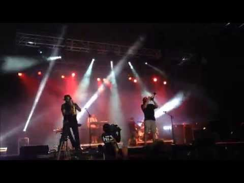 American Music Festival 2015 Virginia Beach 5th Street Mainstage - The Wailers and Rebelution