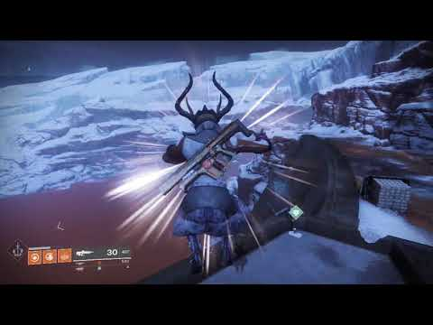 Destiny 2 Use Alpha Umi Get to Will of the Thousand