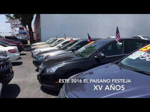Paisano Texas El Austin Motors