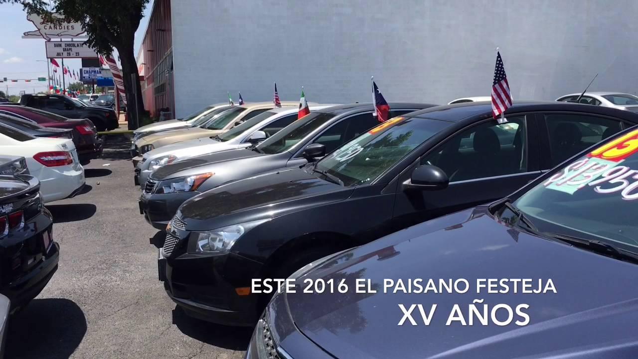 El Paisano Motors 2 Localidades - YouTube