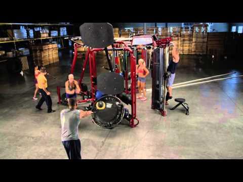 HOIST MotionCage Sample Circuit Workout 3