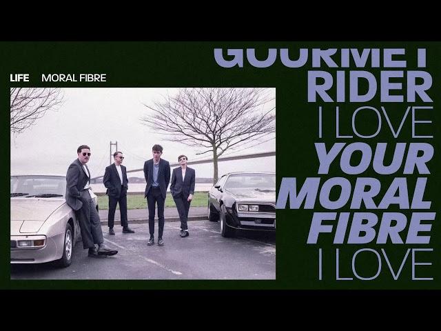 LIFE - Moral Fibre (Lyric Video)