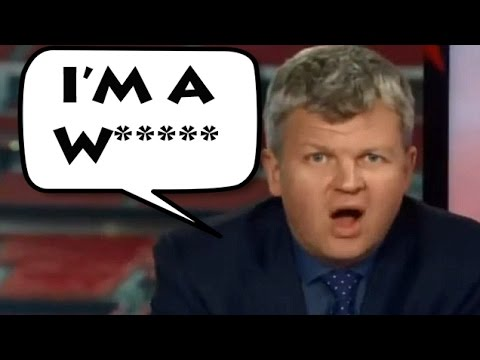Adrian Chiles the Idiot No Longer Associated with Football!!!