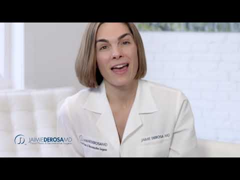 DeRosa Clinic | The Basics of Revision Rhinoplasty