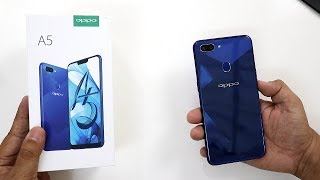 Oppo A5 Unboxing And Review I Hindi