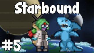 Starbound Adventures MK2 - One Eyed Crusader! - E.5 - Unstable/Nightly Build