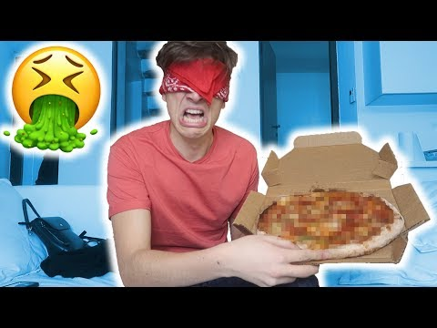 ORDINO una PIZZA da BENDATO!!! *schifoso*