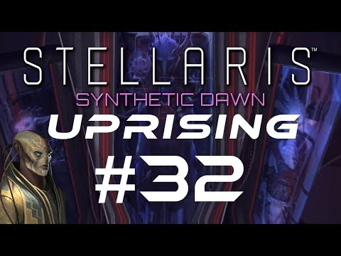Stellaris Let's Play - SYNTHETIC DAWN -...