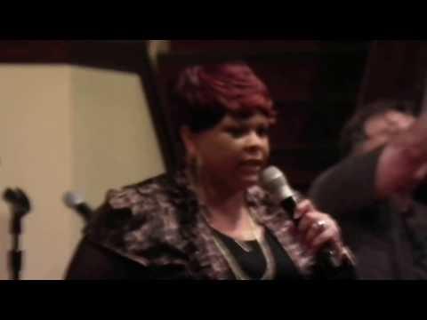 Tamela Mann sings Don't Do It Without Me (medley) McDonald's 2013 Inspiration Gospel Tour