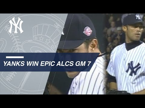 Mussina, Mariano push Yanks past Red Sox in 2003 ALCS