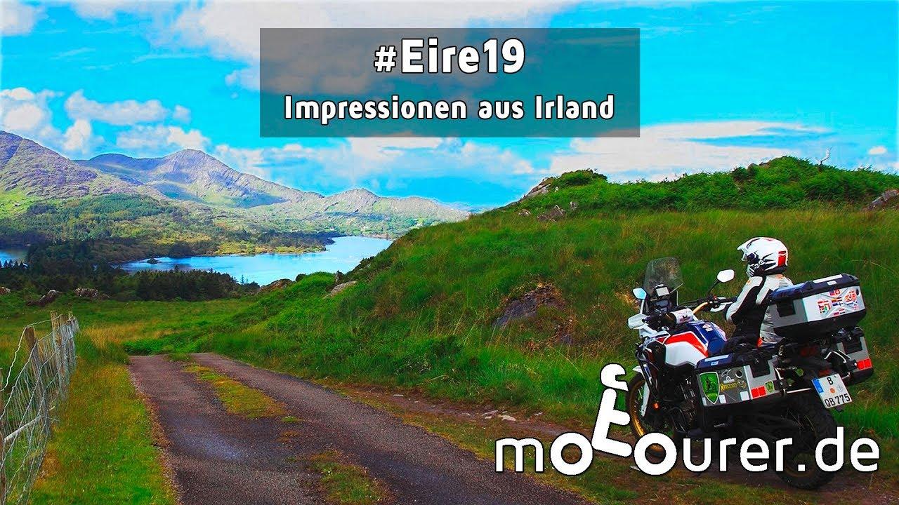 #Eire19 - Impressionen aus Irland mit dem Motorrad - motourer.de