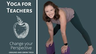 Yoga for Teachers #1: 60 min Vinyasa Yoga Inversion Practice