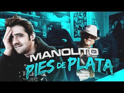 MANOLITO PIES DE PLATA