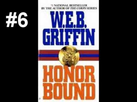 w.e.b-griffin---10-best-books