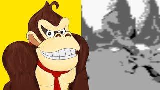 Donkey Kong Land 2 (GB) Kleaver's Kiln