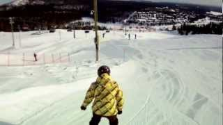 видео Горнолыжный курорт «Рука»