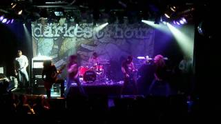 Darkest Hour Live In Amsterdam 2009 - Devolution Of The Flesh