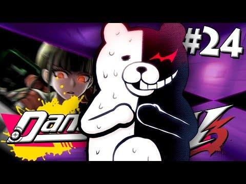 EVEN MONOKUMA DOESN'T KNOW | Danganronpa V3: Killing Harmony FULL Gameplay Walkthrough - Part 24