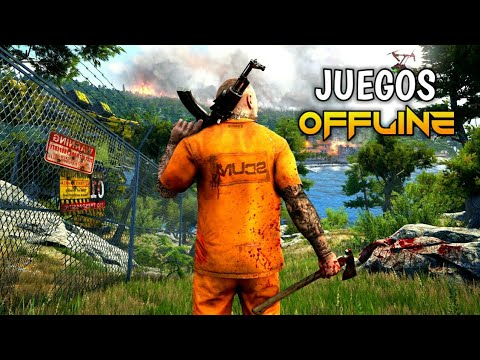 Top 10 Juegos Sin Internet Para Android 2018 Offline Youtube