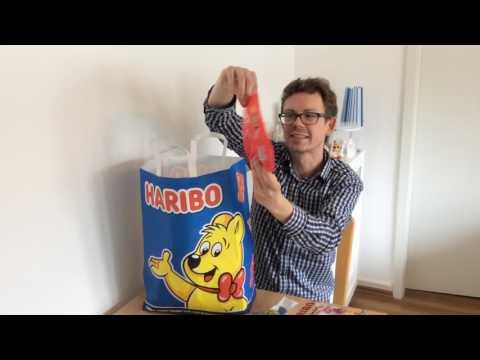 HARIBO WERKSVERKAUF in BONN: XXL-HAUL für 65 EURO - Mein MEGA-EINKAUF aus dem Süßigkeiten-Paradies!