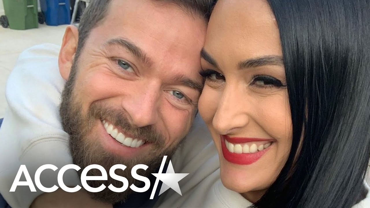 Nikki Bella Says Artem Chigvintsev Wasn't Happy About Moving At First