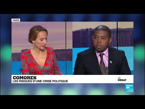 Émission sur la situation au Comores   France 24