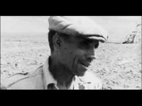 Agricoltore calabrese intervistato da Pasolini