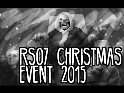 OSRS Christmas event 2015 [xmas GUIDE] - YouTube
