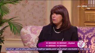 السفيرة عزيزة - الروائية / مي خالد ... لماذا قررت تكتب عن قصة حبها