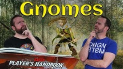 Gnomes: Player Character Races in 5e Dungeons & Dragons - Web DM