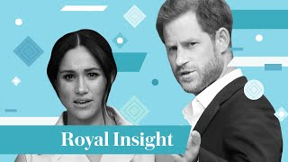 video: The Royals' case for the defence against Harry and Meghan's claims