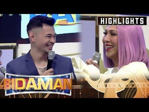 Vice Ganda gets conscious with BidaMan Timothy   It's Showtime BidaMan