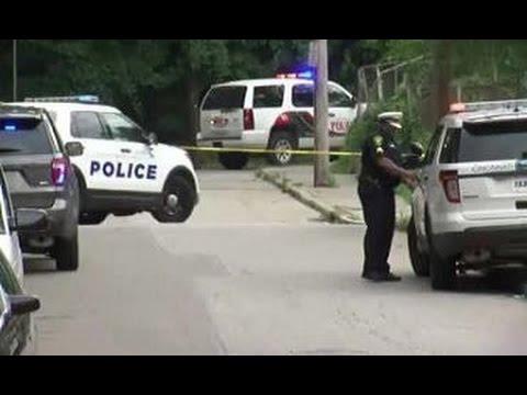Police Officer Shoots Man To Death In Cincinnati Traffic Stop