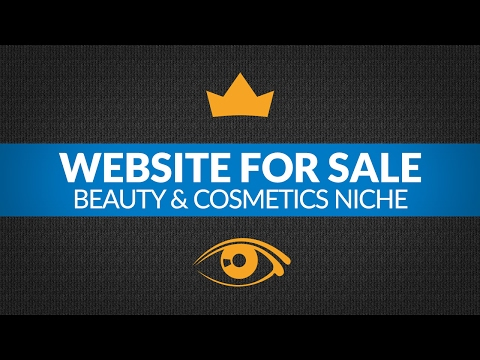 Website For Sale - $6.7K/Month in Beauty & Cosmetics Niche, E-Commerce Business in Australian Market