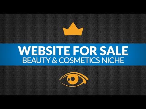 Website For Sale – $6.7K/Month in Beauty & Cosmetics Niche, E-Commerce Business in Australian Market