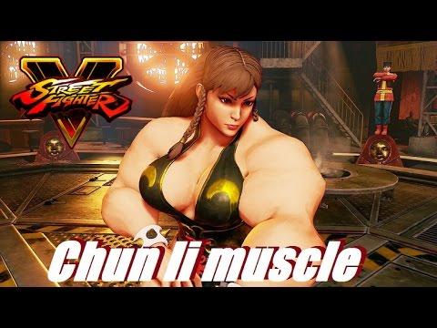 Street fighter 5 chun li mod