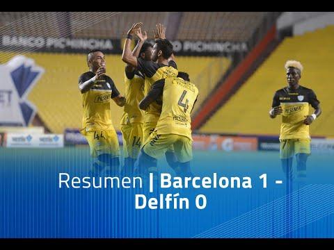Barcelona SC Delfin Goals And Highlights
