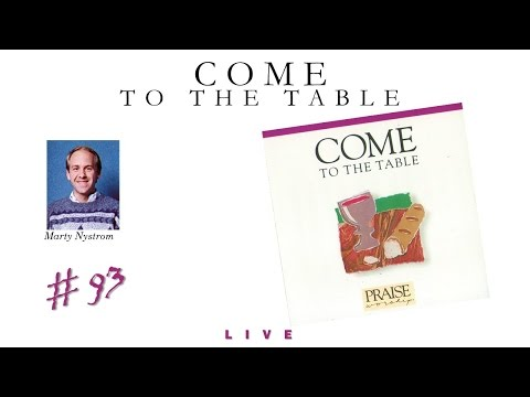 Marty Nystrom- Come To The Table (Full) (1991)