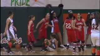 Harlingen & Harlingen South Girls Basketball Knockdown Dragout