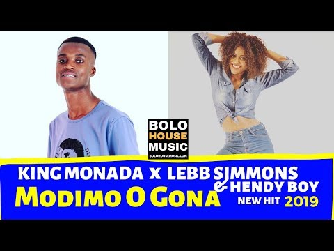 King Monada - Modimo O Gona ft Lebb Simmons & Hendy Boy