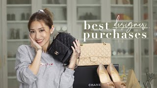 5 Best Designer Purchases  | Kryz Uy