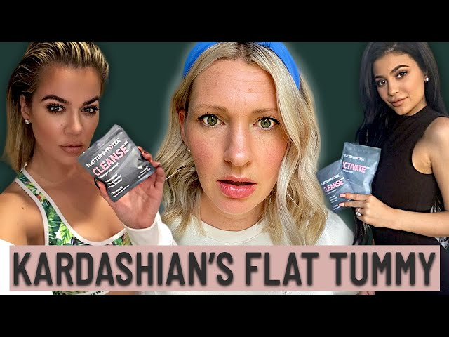 We NEED to Talk About These Kardashian Flat Tummy Weight Loss Supplements