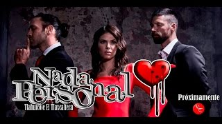 Inicia el remake de Nada Personal 2017 con Kika Edgar, Valentino Lanús y Juan Soler